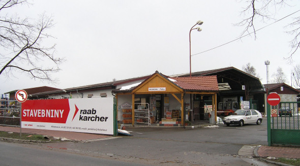 Prodej stavební materiál Hradec Králové stavebniny Pardubice.