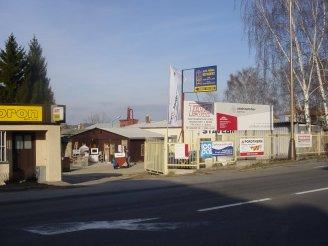 Stavebniny Jičín staviva Trutnov stavební materiál Holice.