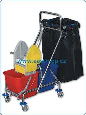Cleaning handcarts at attractive prices