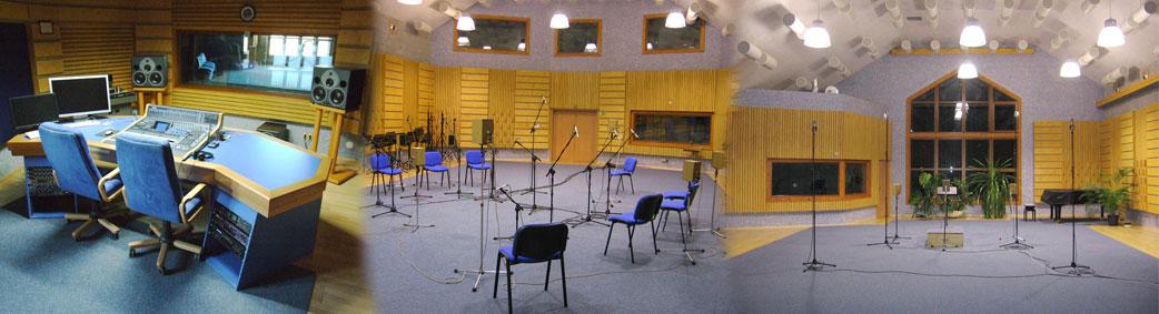 Nahrávací studio, videostudio, výroba cd Dolní Bojanovice