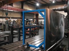 Karosářské díly, zámečnická výroba,kovovýroba Brno