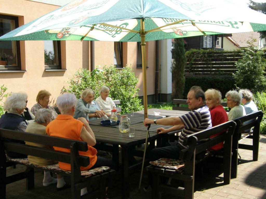 Penzion pro seniory Atrium