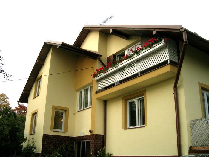 Výstavba rodinných domů, rekonstrukce, opravy domů, bytů Opava