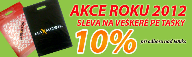 Potisk tašek Liberec reklamní tašky Jablonec papírové tašky.