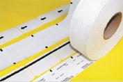 Lístky pro parkovací automaty výroba, prodej Praha - číslované nebo se synchronizační značkou