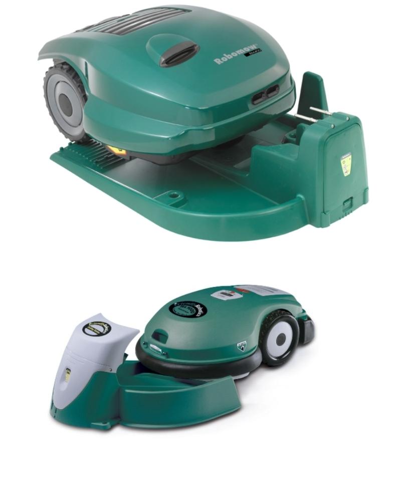 Robotická sekačka, žací travní stroj - nabídka prodeje