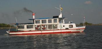 Výletní lodě, plavby lodí, Břeclav, Jižní Morava