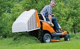 zahradní traktory Stihl