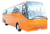 Praha autobusová doprava pro školy