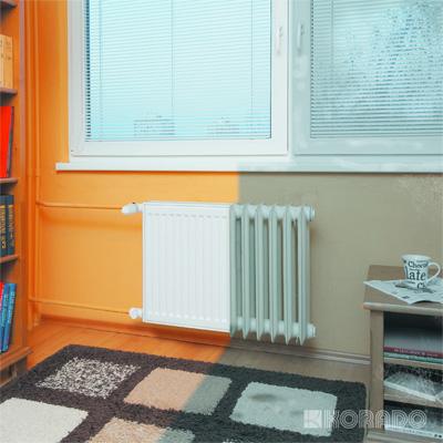 Výroba radiátorů topení Česká Moravská Třebová Lanškroun