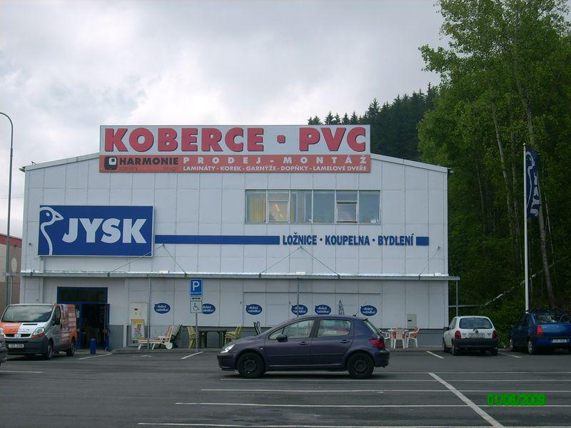 Suché stavby, stavby nákupní střediska, provozovny Vsetín, Zlín