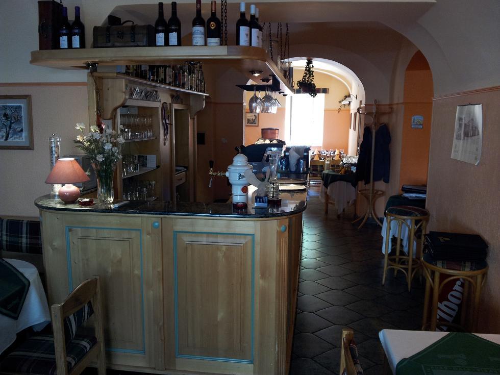 Restaurant Karlovy Vary.