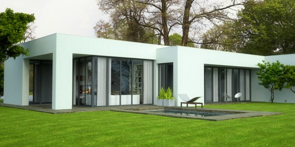 Výstavba nízkoenergetických domů v České Republice