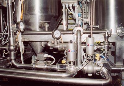 Filtry, průmyslové filtry, filtrace kapalin Hodonín