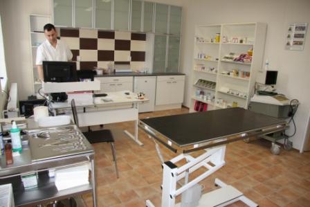 Vybavení operačního sálu