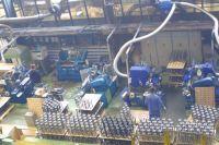 Velkosériová strojírenská výroba, kovovýroba