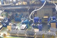 Large series engineering production, metal fabrication