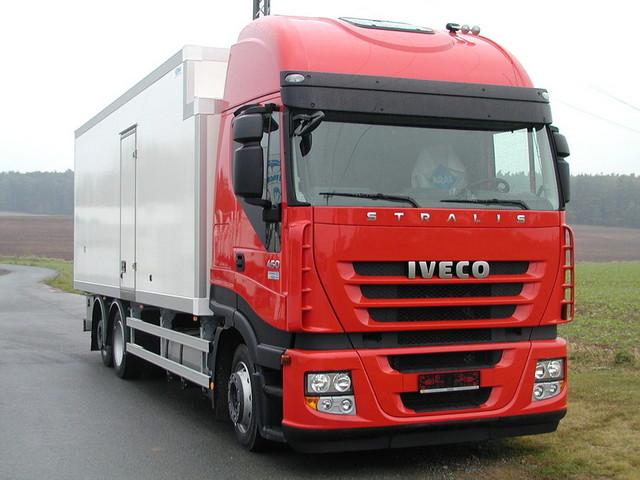 Prodej vozů IVECO