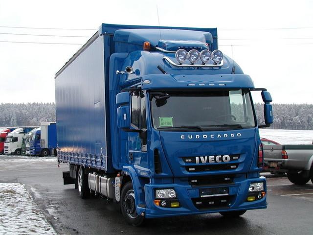 Nákladní vozy IVECO