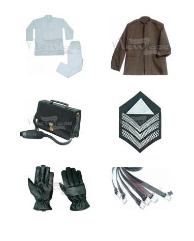 PÁKISTÁN; Pracovní oděvy a doplňky