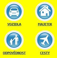 Cestovní pojištění, úrazové pojištění Přerov, Prostějov