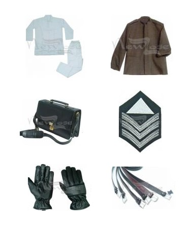PAKISTAN; Working clothes and accessories