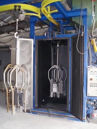 Pískování,tryskání,fosfátování Brno