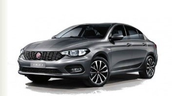 nové modely vozů Fiat - Tipo