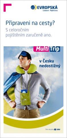 Cestovní pojištění MultiTrip