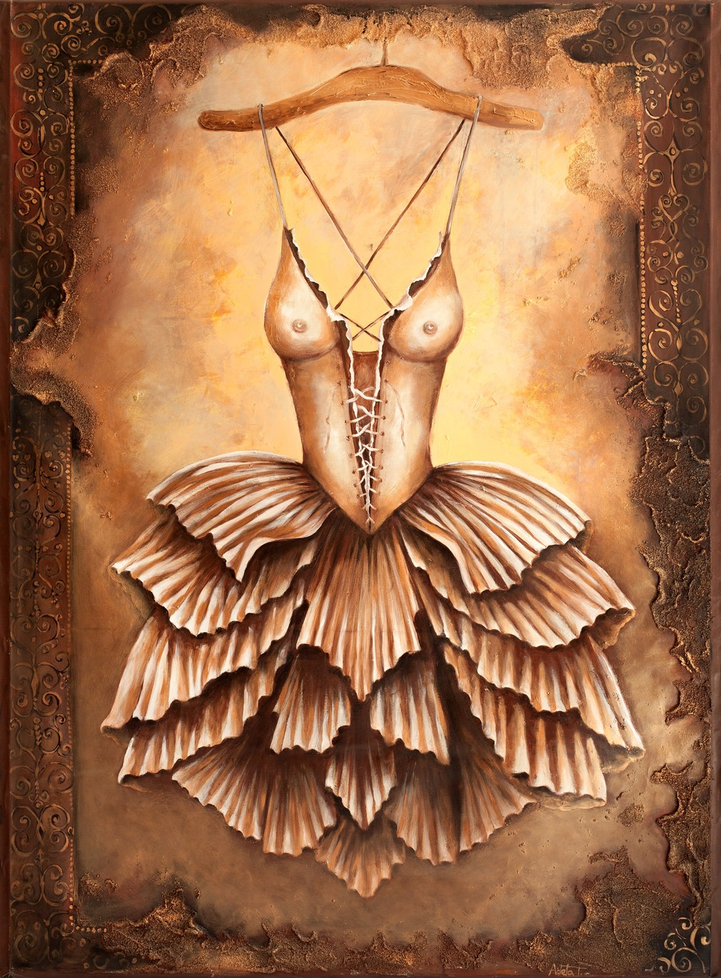 Prodej originálních obrazů a kolekcí-vhodné pro firmy a sběratele