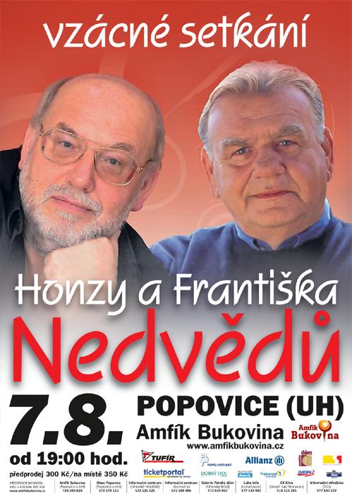 Bratři Nedvědové, Stříbrňanka s Josefem Zímou v Amfíku Bukovina