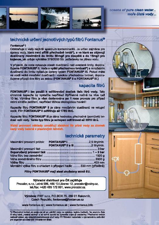 Kvalitní vodní filtry levné filtry na úpravu vody filtry na vodu.