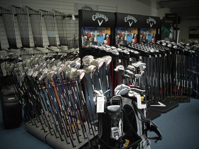 Letní výprodeje a akce golfových holí - drivery, MAXIgolf Brno, Slavkov