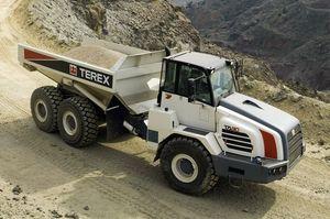 Prodej servis stavebních strojů TEREX Praha Brno České Budějovice