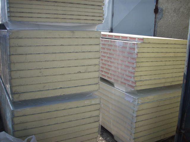 PUR panely  - sendvičové polyuretanové PUR panely , PUR panel