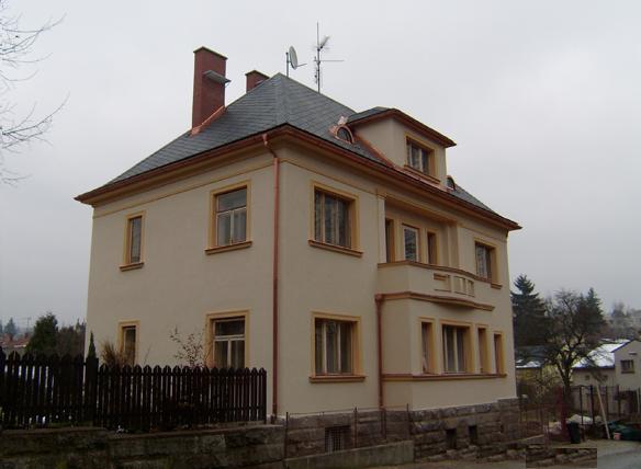 Historické fasády Hradec Trutnov Náchod Jaroměř Jičín