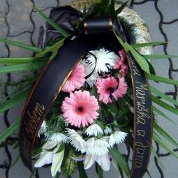 Pohřební služba, převozy zesnulých, tisk parte Prostějov