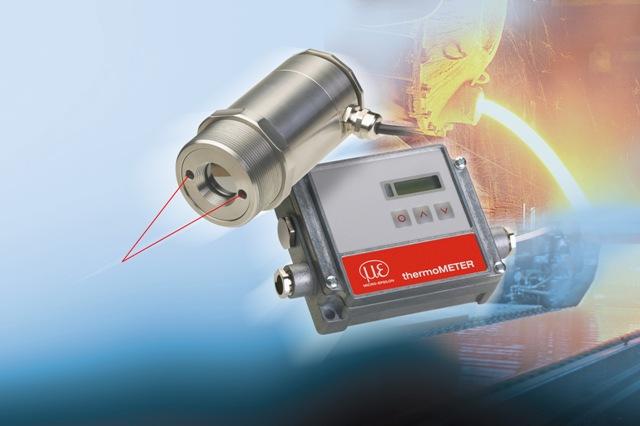Infrateploměry a termovizní kamery