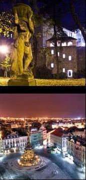 Soutěž o víkend v Olomouci