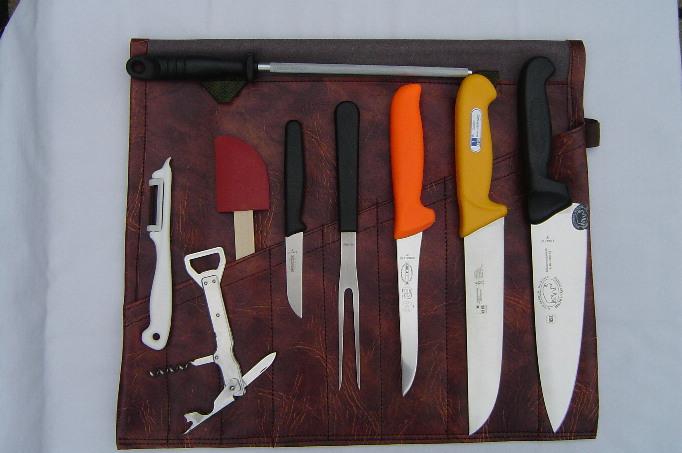 Nože pro učně