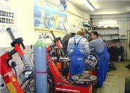 Pneuservis, prodej pneumatik nákladní, osobní, zimní pneu Kroměříž