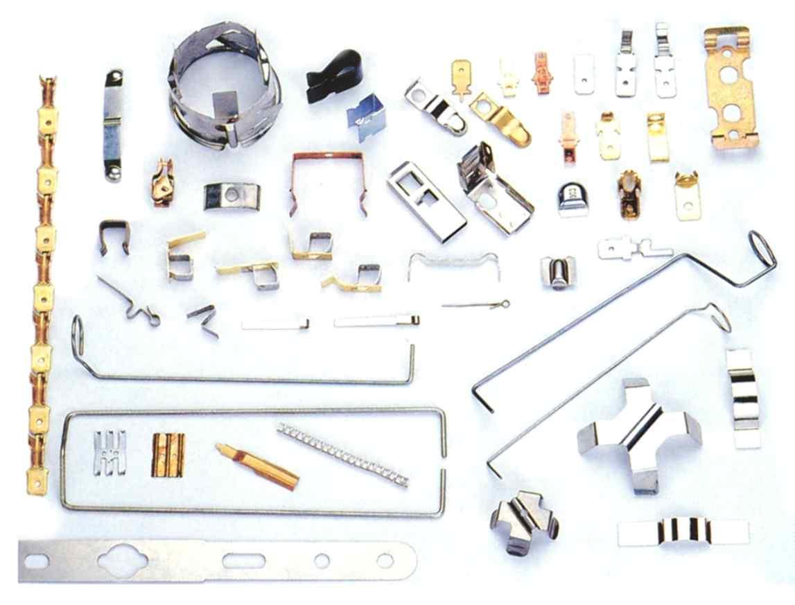 Kovové technické výlisky kovové polotovary lisování kovů výroba kovových polotovarů lisovna kovů.