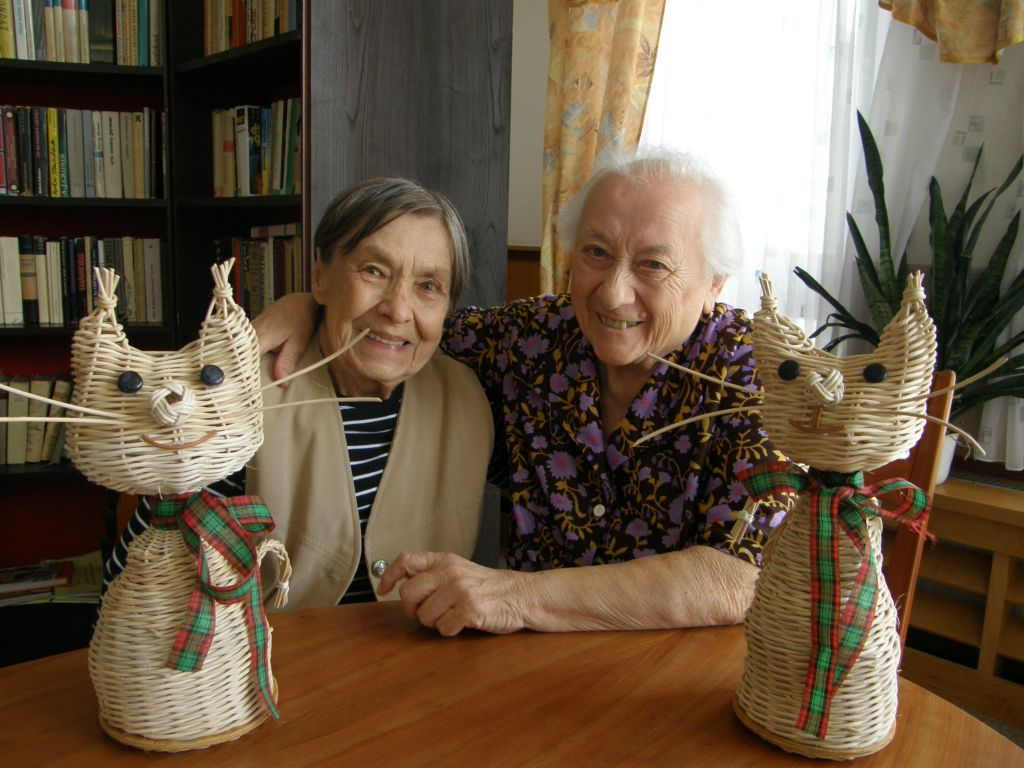 Kvalitní ubytování v penzionu pro seniory