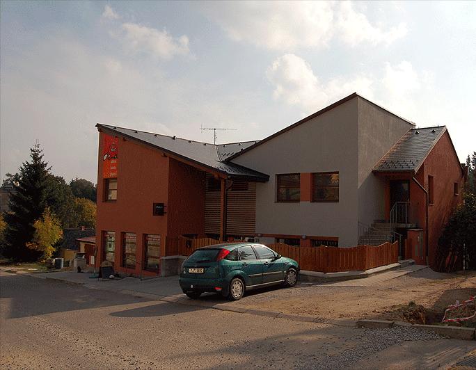 Ubytování v centru Jihlavy