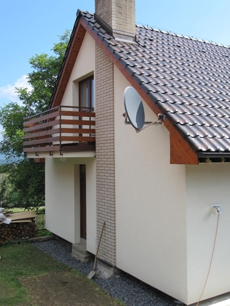 Stavby rodinných domů na klíč Nový Jičín