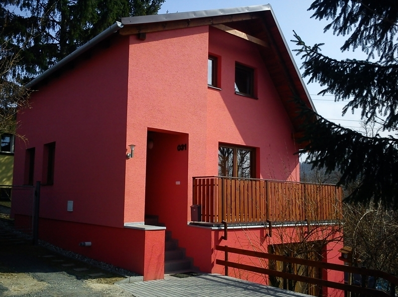 Stavby rodinných domů na klíč Zlínský kraj