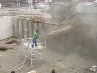 Stříkané betony Jihlava, Vysočina