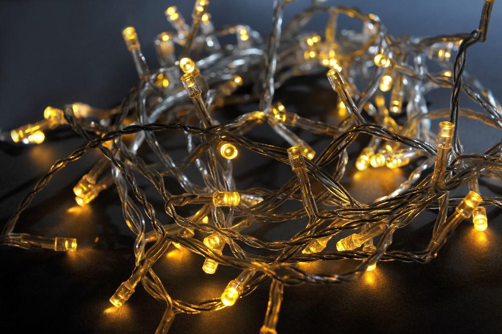 Venkovní vánoční LED osvětlení - profi až 300m