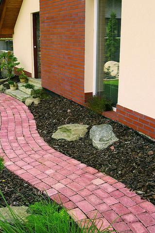 Betonové dlažby venkovní