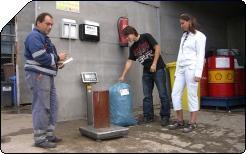 Zpracování nebezpečného odpadu Kladno